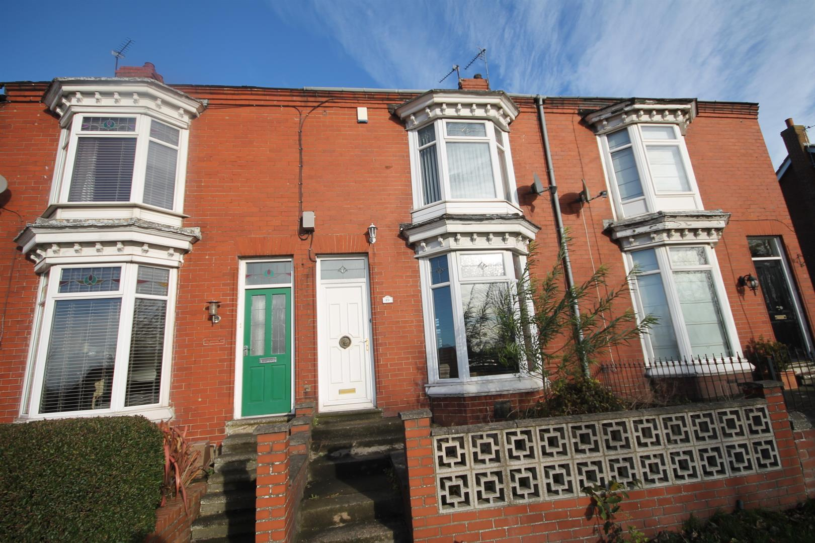 3 Bedrooms Terraced House for sale in Durham Road, Bishop Auckland